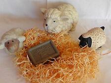 Ovis Schafmilchseife Urschlamm aus dem Toten Meer, Natur 100g/stck (1kg=29,00€)