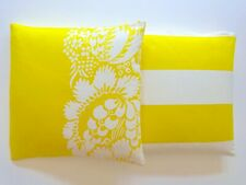 MARIMEKKO 1960'S RARE ORIG VTG MID CENTURY SCANDINAVIAN MODERN THROW PILLOWS
