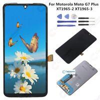 For Motorola Moto G7 Plus XT1965-2 XT1965-3 LCD Touch Screen Digitizer RL1US