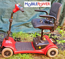 Ultralite 480 Pavement Scooter & NEW Batteries Free UK Pallet Delivery Kerbside