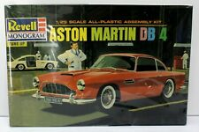 Revell Monogram 562 Aston Martin DB4 Kit 1:25 1997 Mint Sealed USA