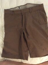Gap Mens Chino/Khaki  Shorts - Size 34. Straight Fit.