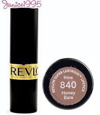 REVLON Super Lustrous Lipstick Shine #840 HONEY BARE
