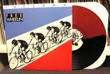 "Tuesday ""Free Wheelin'"" LP OOP Alkaline Trio Lawrence Arms Broadways Slapstick"