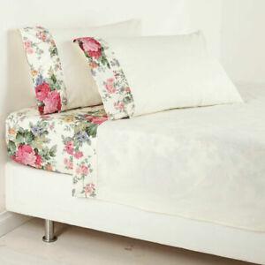 Gainsborough Rosewood Floral  Sheet Set