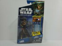 Star Wars Clone Wars 2010 Embo bounty hunter CW33 action figure by Hasbro