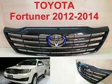 TOYOTA Fortuner TRD Front Grille Grill PARTS STYLE Kevla film carbon 2012-2014