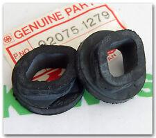 KAWASAKI 1981 KZ550 KZ550D GPz TURN SIGNALS MOUNT RUBBERS 92075-1279 NOS QTY.2
