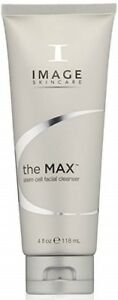 IMAGE Skincare The Max Stem Cell Facial Cleanser - 4 oz / 118 ml New EXP 11/2021