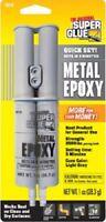 Quick Dry Copper Aluminium Steel Iron Metal Epoxy Adhesive Super Glue- 15212