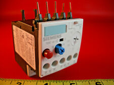 Siemens 3RB1016-1NB0 Overload Relay 0.4-1.6 amp a 600vac 3RB10161NB0 New Nnb
