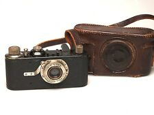 Leica I 1930 Schwarz / Black / Noir + Leitz Elmar 5cm / 1:3,5