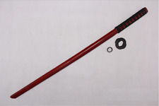 Japanese Style Samurai Sword Kendo Wooden Bokken Bokuto Practice Training Stick
