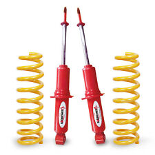 Front KYB SKORCHED 4'S Shock Absorbers STD King Springs For FORD Ranger PX
