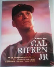 Cal Ripken Jr Book - 9 Innings