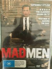 MAD MEN COMPLETE THIRD SEASON 3 x DVD Series Three 3 NEW Region 4