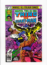 "Marvel Two-In-One  No.55   : 1979 :    : ""Giants In The Earth"" :"