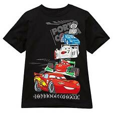 Disney Cars 2 Grand Prix Francesco T-Shirt Size 2/3