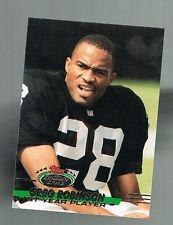 GREG ROBINSON #540 RC Raiders / NE Louisiana 1993 topps Stadium club High Number