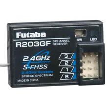 Futaba R203GF 2.4GHz S-FHSS 3 Channel Receiver FUTL7603