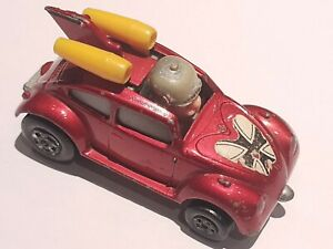 Vintage, MATCHBOX SUPERFAST No.11 FLYING BUG 1972. Rare. By Lesney
