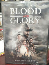 Blood and Glory DVD 2018 Epic Prisoners of War Film Heart Wrenching Classic Film