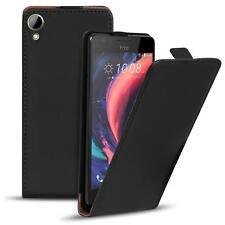 Flip Cover Case HTC Desire 10 Lifestyle Schutzhülle Handy Schutz Hülle Tasche