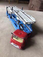 Corgi  Carrimore Car Transporter Bedford Tractor Not Dinky Diecast Vintage 🚛🚚