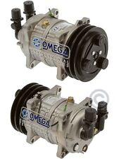 New A/C AC Compressor TM15 Replaces 10355011 48845011 With Two Grooves Pulley
