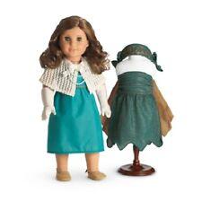 American Girl Rebecca COSTUME SET dress skirt shawl wings shoes theater NO DOLLS