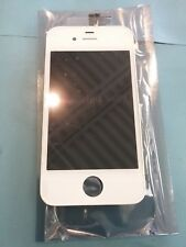 iPhone 4 (A1349) LCD Screen and Digitizer Assembly, White, Verizon/Sprint Only