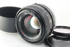 Canon FD 55mm F1.2 S.s.C. hood Good condition Best price Japan Limited
