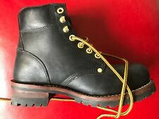 Cat Steel toe boots. Size 8 UK. 42 EUR. Worn twice. In excellent condition.