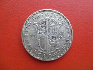1935 half-crown - George V     (ref HR-501)