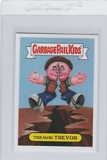 Garbage Pail Kids Tremor Trevor 7b GPK 2017 Adam Geddon trading card Topps