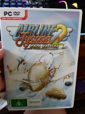 Airline Tycoon 2 - Gold Edition -  PC GAME - FREE POST *