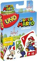UNO Super Mario Card Game Free Shipping From JAPAN