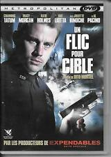 DVD ZONE 2--UN FLIC POUR CIBLE--MONTIEL/TATUM/MORGAN/LIOTTA/BINOCHE/PACINO