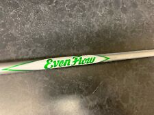 TAYLORMADE M3 M4 M5 M6 DRIVER SHAFT - PROJECT X EVENFLOW GREEN 55g 5.5 REGULAR