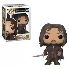 Aragorn Lord of The Rings Funko Pop 531 Hobbit Tolkien Viggo Mortensen