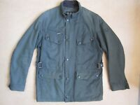 Barbour International Colomer Wax Jacket AW12, Sage Green, Size M, VGC