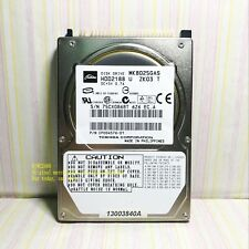 "Toshiba 80GB Internal 4200RPM 2.5"" (MK8025GAS)  IDE Notebook hard disk"