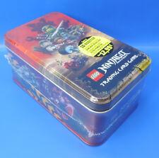 Blue Ocean Lego® Ninjago Serie 3 / Tin Box groß / Figur+Gold+Sammelkarten