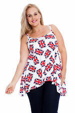 Viscose Plus Size Semi Fitted Sleeve Tops & Shirts for Women