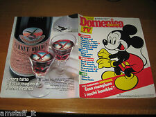 DdC 1988/47=COVER COPERTINA TOPOLINO MICKEY MOUSE WALT DISNEY=
