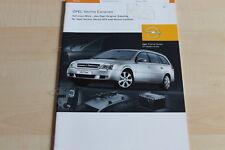 146850) Opel Vectra C Caravan - Produktinformationen - Prospekt 08/2003