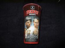 MANNY PACQUIAO & JUAN MANUEL MARQUEZ 4 SAT DEC. 8 2012 TECATE SOUVENIR FIGHT CUP