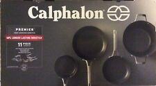 Calphalon Premier Hard-Anodized Nonstick 11-Piece Cookware Set