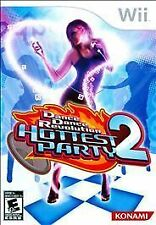 Wii Dance Dance Revolution Hottest Party 2 (Game Only)