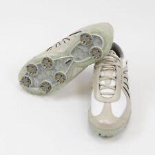 [GEOX] Golf Shoes Women's 6 US / 37 EU - Platinum/White